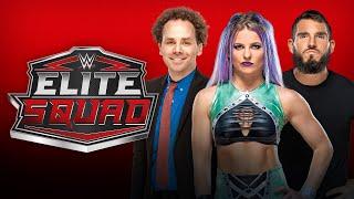 Johnny Gargano & Candice LeRae join the WWE Elite Squad!