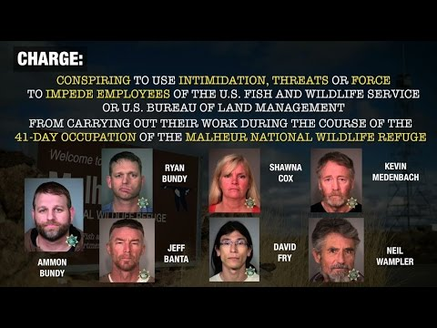 Oregon standoff trial: The verdict