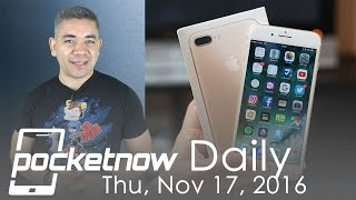 iPhone 8 made in USA, OnePlus 3T in the US & more - Pocketnow Daily