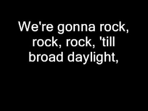 Bill Haley - Rock Around the Clock lyrics