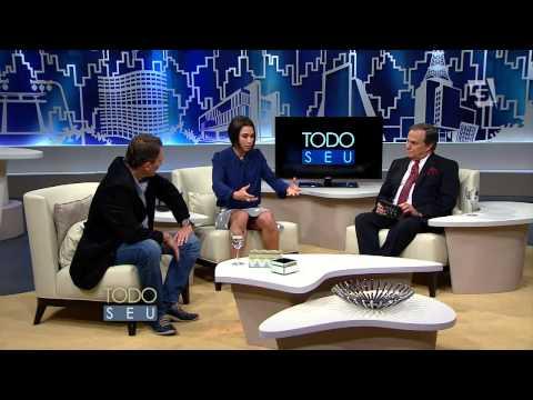 Todo Seu - Conversa com Paulo Goulart Filho e Paula Miessa (21/04/15)