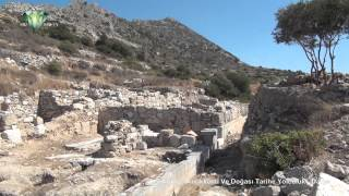 Knidos Antikkenti Ve Doğası Tarihe Yolculuk - Datça