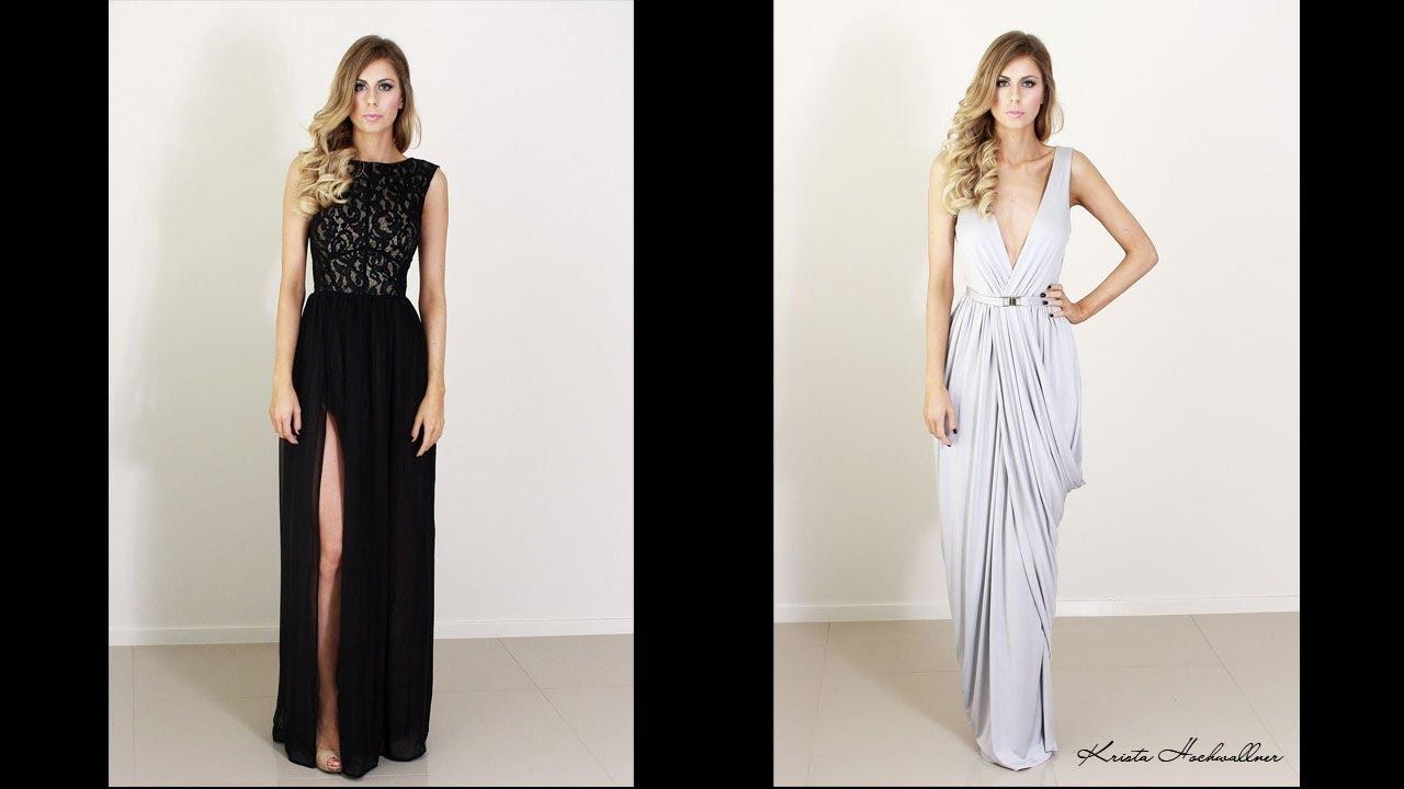 Australian Evening Dresses