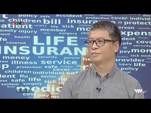 Bảo hiểm nhân thọ (BHNT) - Chuyên gia bảo hiểm Nguyễn Nam Sơn - Cafe sáng với VTV3