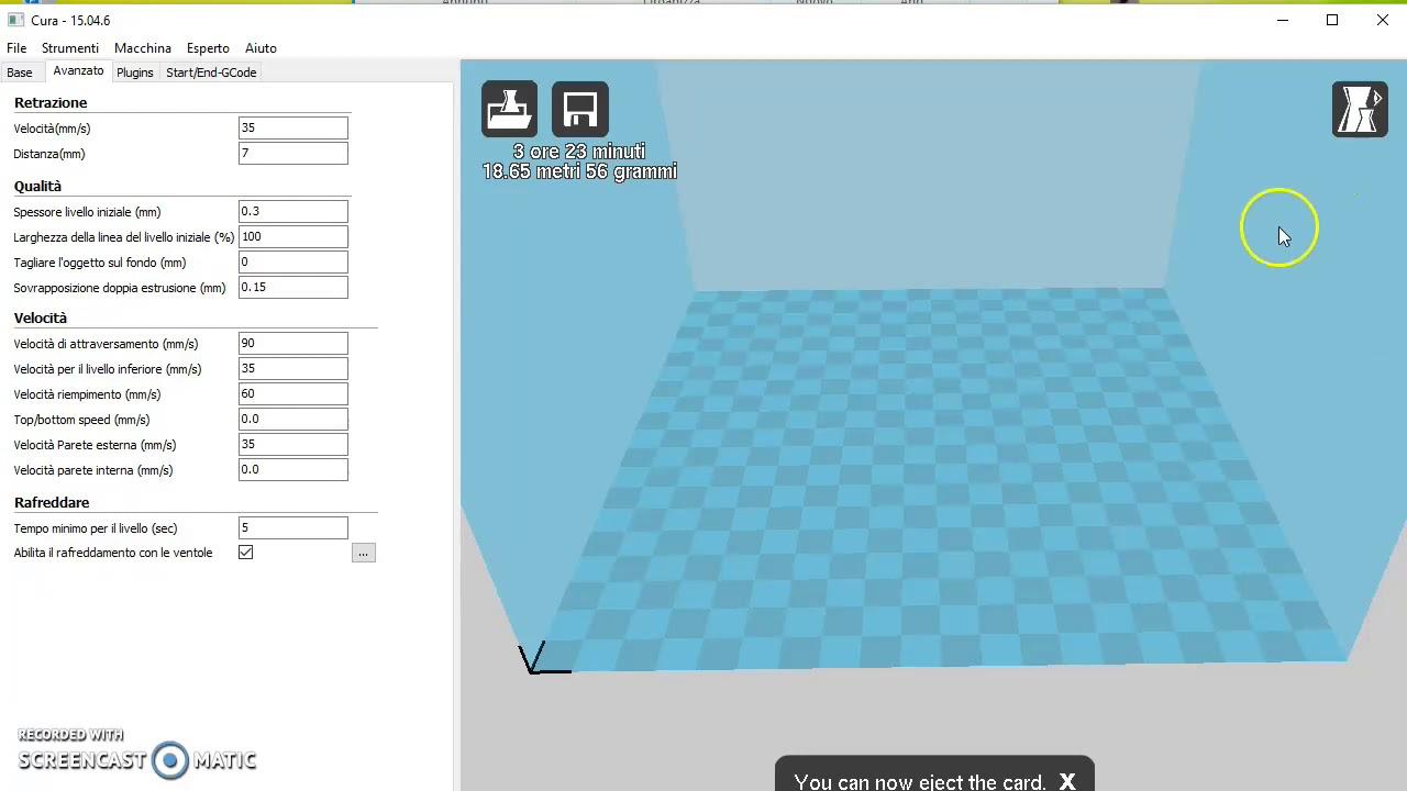 122 il miglior slicer di stampa 3d guarda tutta la for Miglior programma grafica 3d