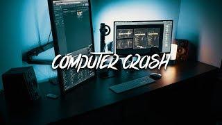 Lui - computer crash (Lyrics)