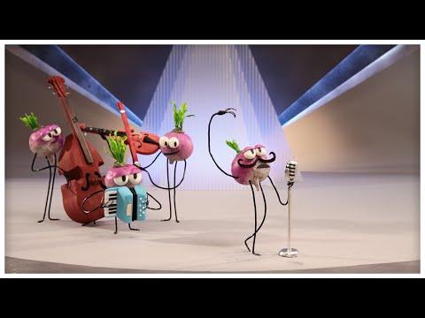 "Veggie Boogie: ""Tango Turnips,"" by StoryBots"