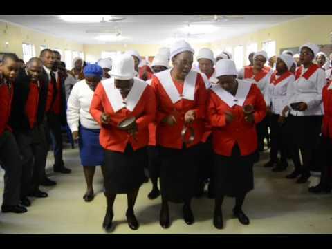 Methodist Church-2017 KwaMaphumulo Passover Service- Emqamulezweni