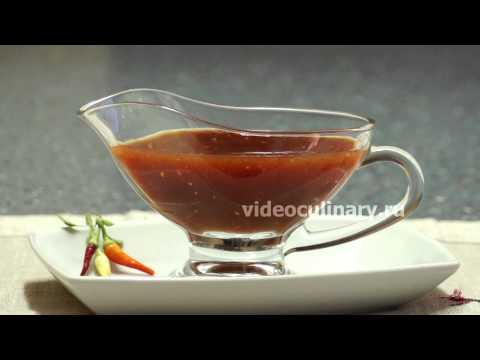 Соус для шашлыка - Рецепт Бабушки Эммы