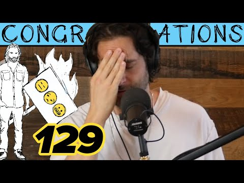 In The Trunk (129) | Congratulations Podcast With Chris D'Elia