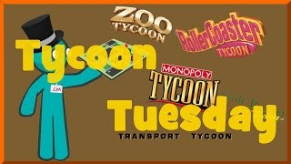 Tycoon Tuesday: Golf Resort Tycoon