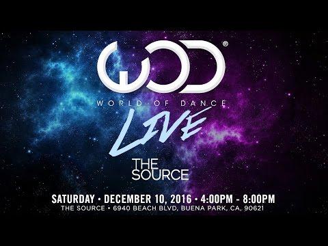 World of Dance Live at The Source, Orange County, CA | #WODLIVEOC16