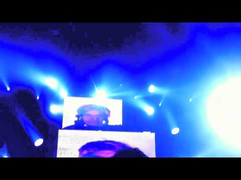 Aphex Twin @ Palace Theatre - Future Music Melbourne 6/3/2012