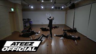 Gambar cover ATEEZ(에이티즈) - 'HALA HALA (Hearts Awakened, Live Alive)' Dance Practice