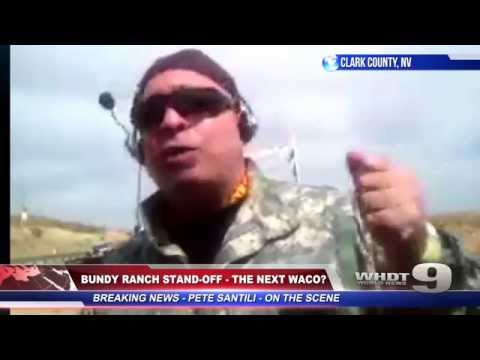 BREAKING: Feds prep for Waco style raid of Bundy Ranch