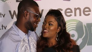KATE HENSHAW RITA DOMINIC TOKE MAKINWA JOIN FUNKE AKINDELE AND HUSBAND JJC TO PREMIERE INDUSTREET