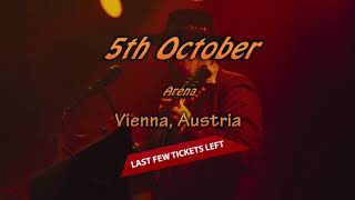 Kiefer Sutherland - Reckless \u0026 Me European Tour