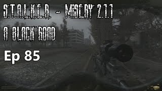 S.T.A.L.K.E.R. - MISERY 2.1.1 - A Black Road - Ep 85: Yubileiny Service Center Stashes & Artifacts