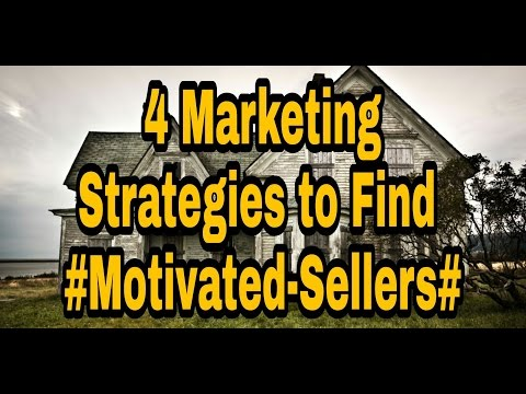 Free Marketing Strategies to find Motivated Seller for Real Estate Investors