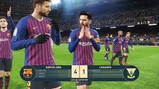 This video is the gameplay of barcelona vs leganes la liga 20 january 2019 suggested videos 1- uefa champions league final - manchester city manchest...