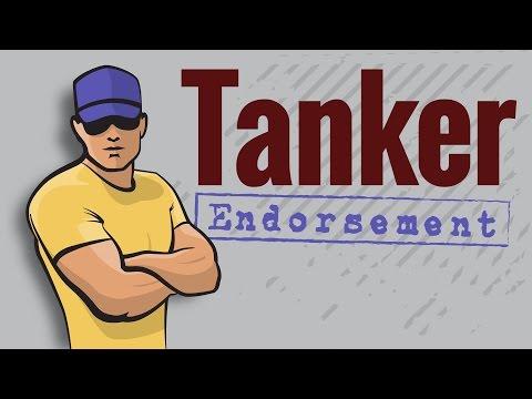 CDL Permit: TANKER Endorsement - YouTube