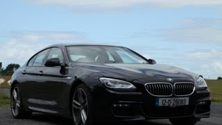 The BMW 640d Gran Coupe review Ireland