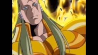 聖闘士星矢Ω 獅子座(レオ)のミケーネ・仲野裕 強さと責任感とかの話。