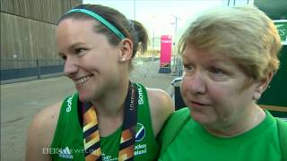 Ireland World Cup Hockey Team Come Home To Dublin