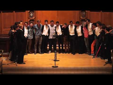 The Whiffenpoof Song - The Yale Whiffenpoofs of 2016
