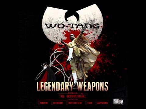 Wu Tang - Legendary Weapons (Ghostface Killah, AZ and M.O.P.)