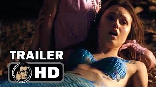 THE LITTLE MERMAID Official Trailer (2017) Live-Action Fantasy Movie HD thumbnail
