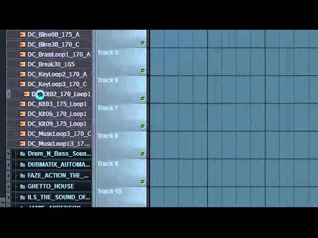 free loops and samples for fl studio