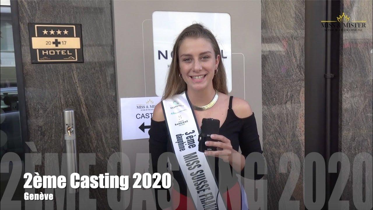 MSF CASTING 2020 - Genève