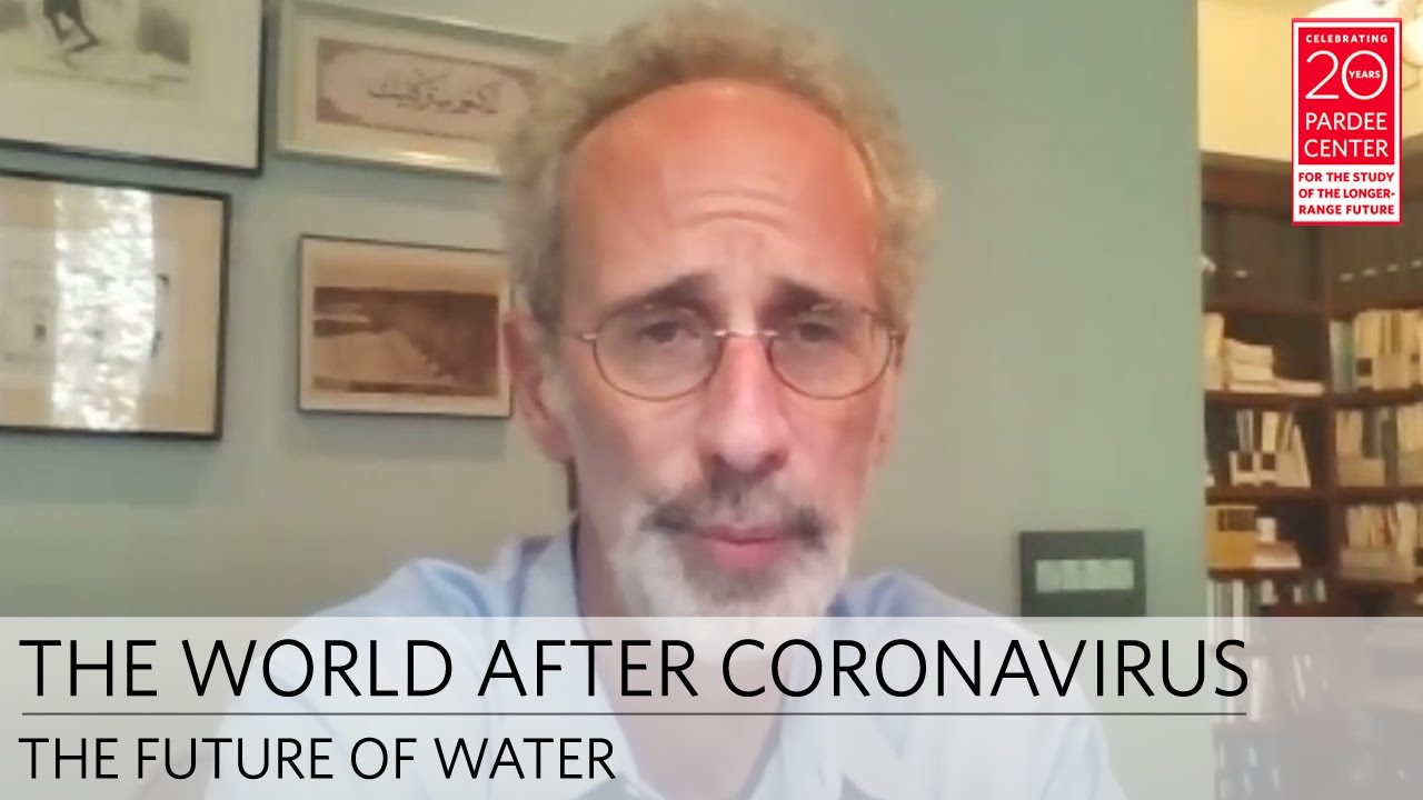 The World after Coronavirus: The Future of Water