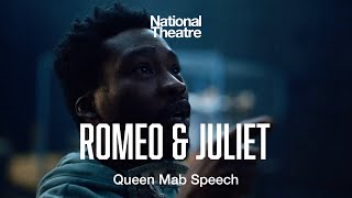 Queen Mab Speech | Romeo & Juliet Act 1 Sc 4 with Josh O'Connor, Fisayo Akinade and Shubham Saraf