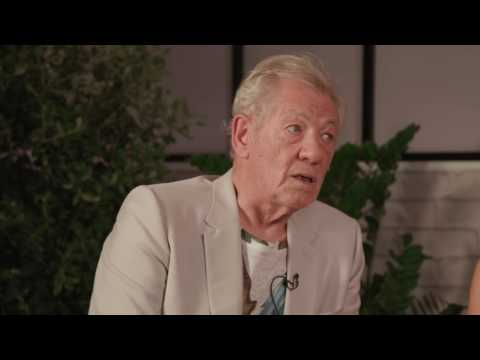 Ian McKellen on Trump failing to protect LGBT rights: 'It's appalling'