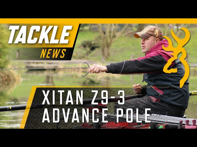 Browning Xitan Z9-3 Advance Pole : The Legend Continues!