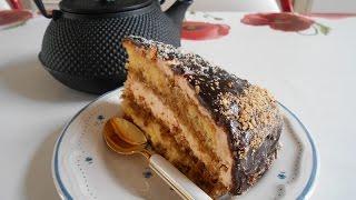 Быстро-вкусный торт со дня рождения мужа.(, 2015-09-14T21:46:11.000Z)