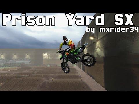 MX VS ATV Reflex Prison Yard SX
