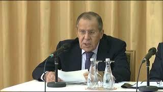 С.Лавров на встрече с представителями российских НКО