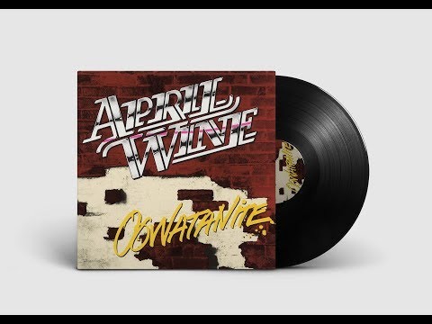 April Wine - Don't Push Me Around