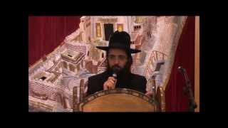הרב יעקב בן חנן -הרצאה בתל אביב