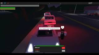 Refusal to show a ID at traffic stop, Abuse PD, Roblox