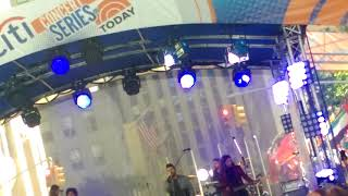 Dan and Shay on the Today Show