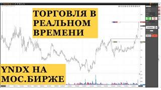 видео котировки акций в реальном времени