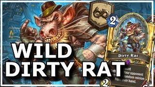 Hearthstone - Best of Wild Dirty Rat
