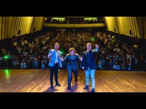 Imperdible discurso de Nicolás Márquez junto con Javier Milei y Agustín Laje.