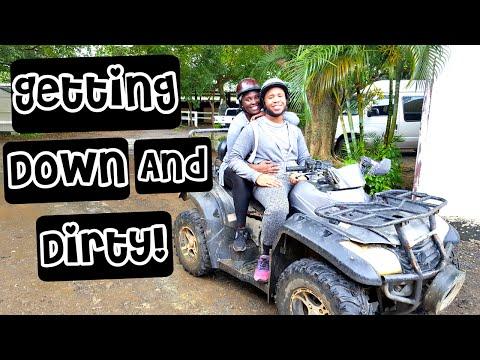 TRAVEL WITH ME! | TRAVEL DIARY: ATV Riding in Rainforest! | Puerto Rico Travel Vlog | Family Vlog