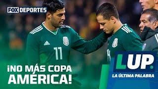 ¿Cuánto pierde México sin la Copa América?