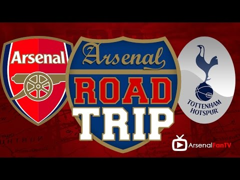 Road Trip to The Emirates | Arsenal v Spurs